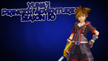 Yuna's Princess Adventure Season 10 poster