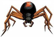 Blackarachnia (Beast Mode)