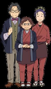 Katsuki Family
