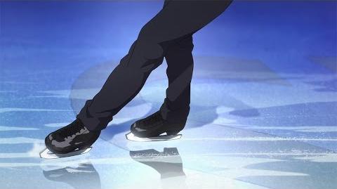 TVアニメ「ユーリ!!! on ICE」ティザーPV第1弾