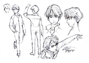Seung-gil official sketches