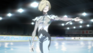 Plisetsky is Agape