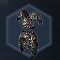 Crocodile Leather Armor C