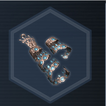 Spiral bangles P