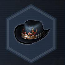 Cowboy hat p