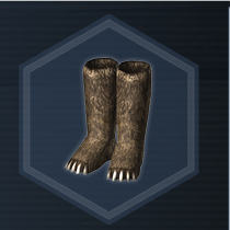 Panda Boots P
