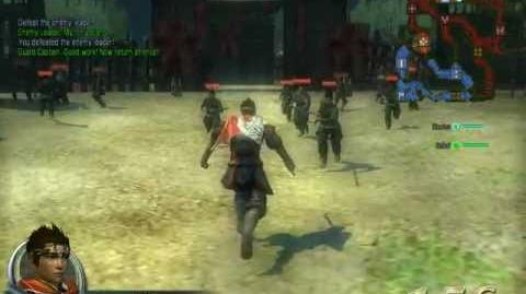 Dynasty Warriors Online -Smooth Operation S