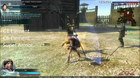 DWO Bronze Spear - Crescent