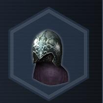 Round Helmet