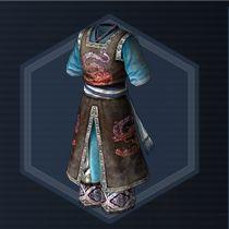 Purple Guard Clothes L
