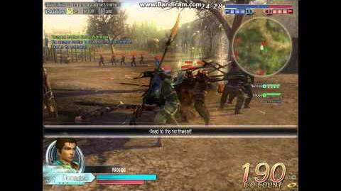 Dynasty Warriors Online - The Missing Brothers S