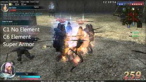 DWO Iron Spear - Moon
