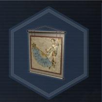 Xiao wallscroll
