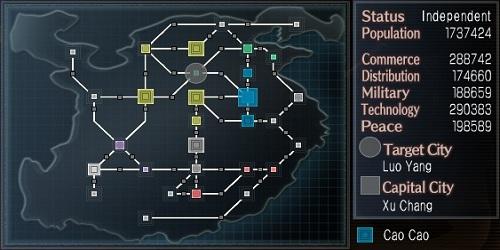 Wei City Info