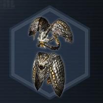 Crocodile Leather Armor P