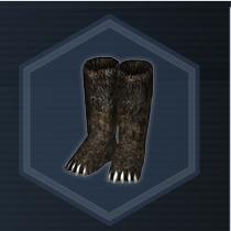 Panda Boots