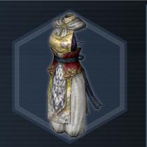Cerulean Robe L