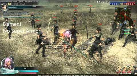 DWO Iron Spear - Eclipse