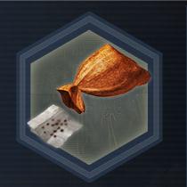 Oranage seed bag