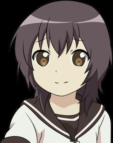 File:Yui from yuru yuri by getchanceandluck-d497kd8.png