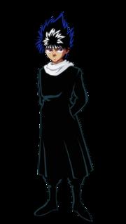 Character - Hiei, Black Coat (1)