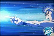 Yusuke; Spirit Gun