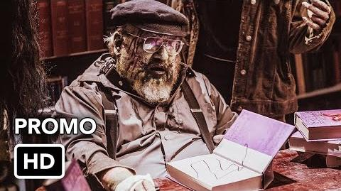 "Z Nation 2x08 Promo ""The Collector"" (HD) ft. George RR Martin"