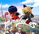 Episodios de Miraculous: Las Aventuras de Ladybug