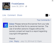 Froxie exposed