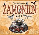 Wandkalender Zamonien 2014