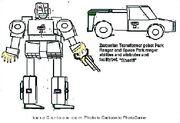 Park Rangerbot