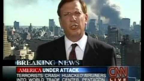 September 11 2001 As It Happened - CNN live 10 11am - 9 00pm