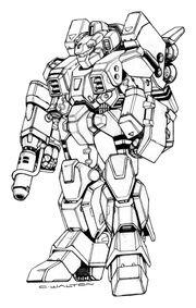 Robotech nova cyclone battloid by chuckwalton-d95lj0d
