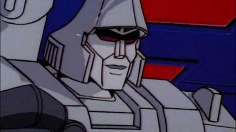 Transformers episode 10 - War of the Dinobots part 1