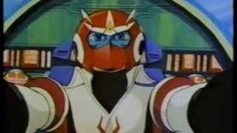 Danguard Ace Force Five