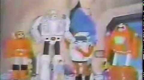 """Gobots episode 58 """"It's the Thought That Counts"""" 2 of 2"""
