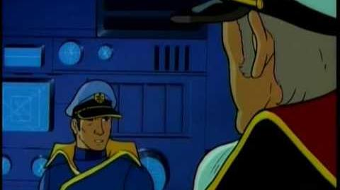 Star Blazers Season 2 The Comet Empire eps 20 part 2 of 3 remastered