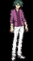 Shinya Sakaki (Anime)