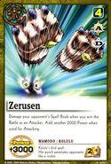 Zerusen card