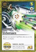 Zeberusen card