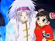 Wonrei and Li-en