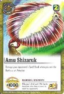 Amudo Shizarugu card