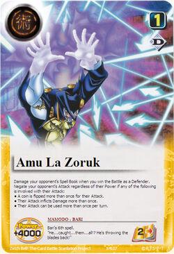 Amu Ra Zoruku (card)
