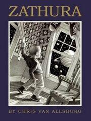 Zathura book cover