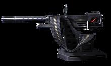 W ex machinegun gau 21 측면