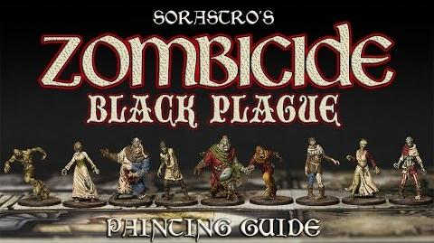 Sorastro's Zombicide Black Plague Painting Guide Ep.1 - The Zombies-0