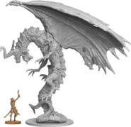 N Dragon minature