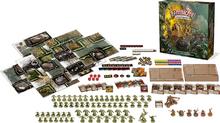 Green horde items