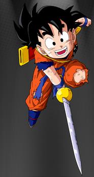 Kid Goten Saito 2