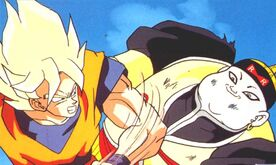 Android 19 ND gOKU